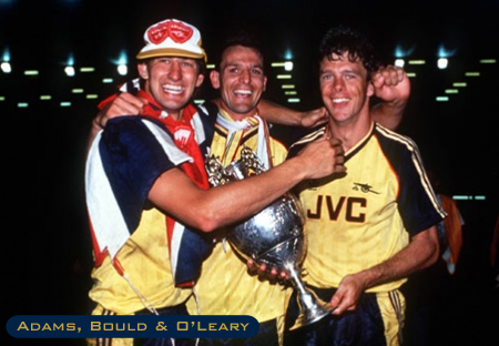 tony adams steve bould david o'leary anfield 89